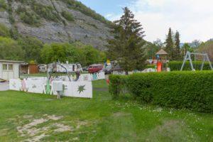 Campingplatz Camp Au Chur - Spielplatz